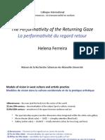 Apresentação_Performativity of the gaze