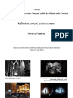 Reflections around Urban Screens_APRESENTAÇÃO