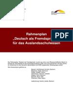 DaF Rahmenplan