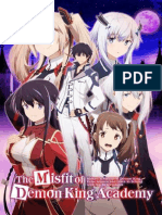 The Misfit of Demon King Academy  Vol 3