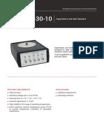 Capacitance and tanδ Standard СА6221D-30-10.pdf