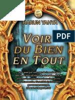 Harun Yahya - French - Voir Du Bien en Tout
