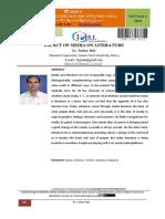 107-112 IMPACT OF MEDIA ON LITERATURE.pdf