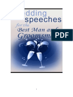 BestMan-GroomsManSpeeches