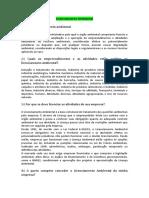 Lista Licenciamento Ambiental