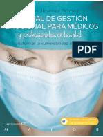 Manual de Gestión Emocional Para Médicos y Profesionales de La Salud - Belén Jiménez Gómez