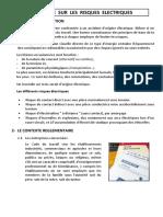 PREVENTION DES RISQUES ELECTRIQUES (NESTLE - Déc 2018).docx