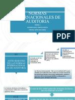 UNI. 2. NORMAS INTERNACIONALES DE AUDITORIA