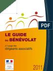 Guide Du Benevole 2011 2