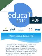 Apresentação EducaTI - 2011