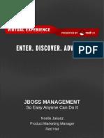 JBoss Admin