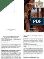 Subsidio Lectio Divina y Corona Franciscana