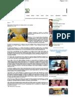 26-01-11 Diputados Federales en desacuerdo con Caseta