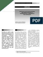 n-acetilcisteina nefropatia por contraste