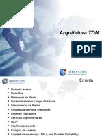 Arquitetura TDM