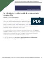 26 _ Gestión en el ciclo de vida de un proyecto de construcción.pdf