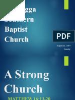 a strong church.pptx