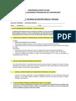 EXAMEN DE GESTIÓN PUBLICA III UNIDAD