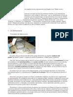 ART - 1 (desarrollo) ESPAÑA ESTADO SOCIAL Y DEMOCRATICO DE DERECHO