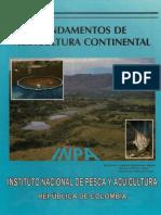 Libro Fundamento  de Acuicultura Continental.pdf