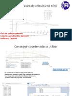 Guía básica de cálculo con Xfoil