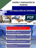 12 - Distribución de Oficinas