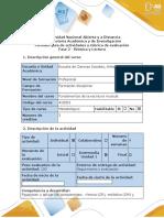Guía de actividades y rúbrica de evaluación - Fase 2 - Rítmica y Lectura.docx