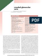 32. Enfermedad glomerular primaria