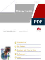 UMTS Multi-Carrier Strategy Training-20120329