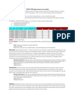 UMTS CDR improvement case analysis (1)
