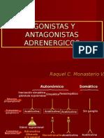 4[1]. AGONISTAS Y ANTAGONISTAS ADRENERGICOS