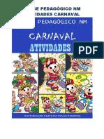 Atividades carnaval