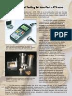 Data-Sheet-AuroTest-ATS-1000-Version-1.1-English
