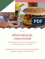 alimentação emocional
