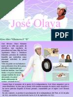 JOSE OLAYA BIOGRAFIA