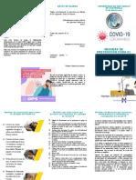 TRIFOLIAR MEDIDAS DE PREVENCION COVID-19
