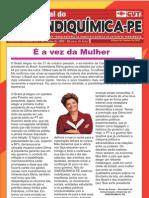Jornal do SINDIQUIMICA-PE - JANEIRO2011