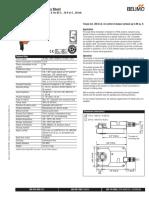 Ficha Tecnica GMB24-SR