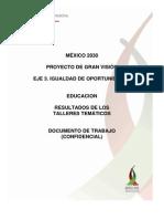 """IO_EDUCACION  """"Mexico 2030 IMPERIO FECAL"""" @felipecalderon @HRClinton @BarackObama"""