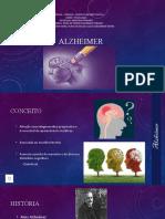 PPT  narrado Alzheimer