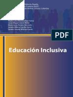 Libro Educación inclusiva