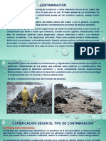10ª Clase Contaminacion, causas y efectos, tipos de contamin(0)