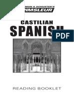 Spanish Castilian Phase1 Bklt