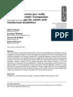 Clapton et al 2018 CFT-ID feasibility study