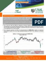 USAL Indice Mensual de Inversión Real set 2020