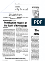 Marietta Daily editorial by former assistant Cobb County  DA about jail deaths
