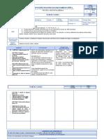 F-GA-005- Plan de Clases Matematicas 1ª Tema 1 periodo 1
