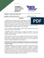 Espinoza Juan  A.A.1 PED221 Glosario