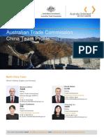 AUSTRADE China Team Profile 2014-15