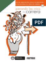 SUPERANDO LA CRISIS DE CARRERA